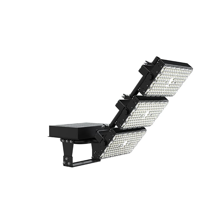 600W 120000lm LED Area High Mast Light - Outdoor Construction sites, Airports, Docks, Shipyards Light