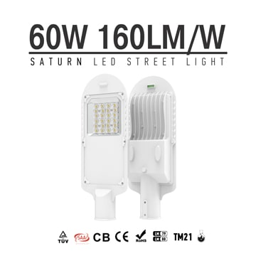 60W LED Street Lights, 9600 Lumen,160LM/W. Outdoor street Light Retrofit fixtures exporters in china