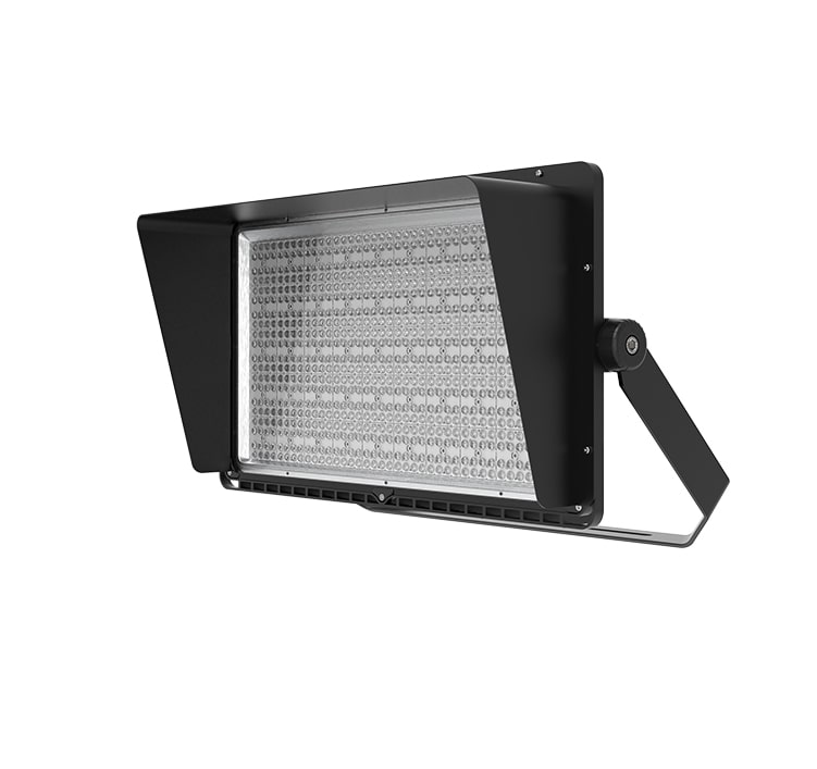 400W LED Stadium Flood Light, 72,000lm 100-277V Super Bright Sport Light Fixtures with Bracket Mounting