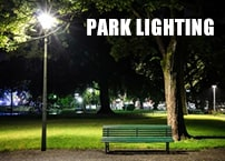 How to Correctly Choose the Landscape Street Lights for Urban Park in 2021?