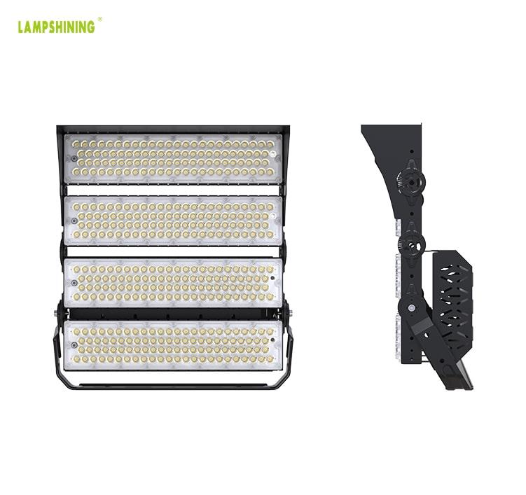 800W 960W Outdoor LED Lighting,Badminton Court, Baseball Field, Race Track Light