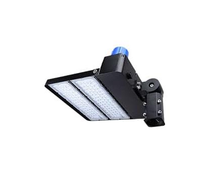 LED Shoebox Light Fixtures