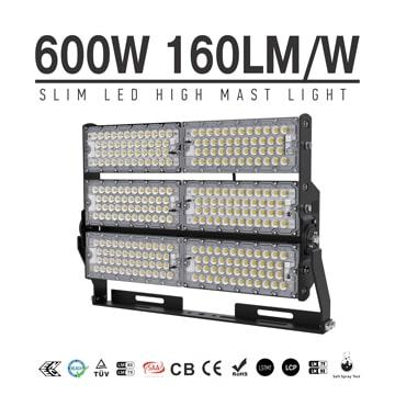 600W LED High Mast Street Light | Best HPS Replacement Lights