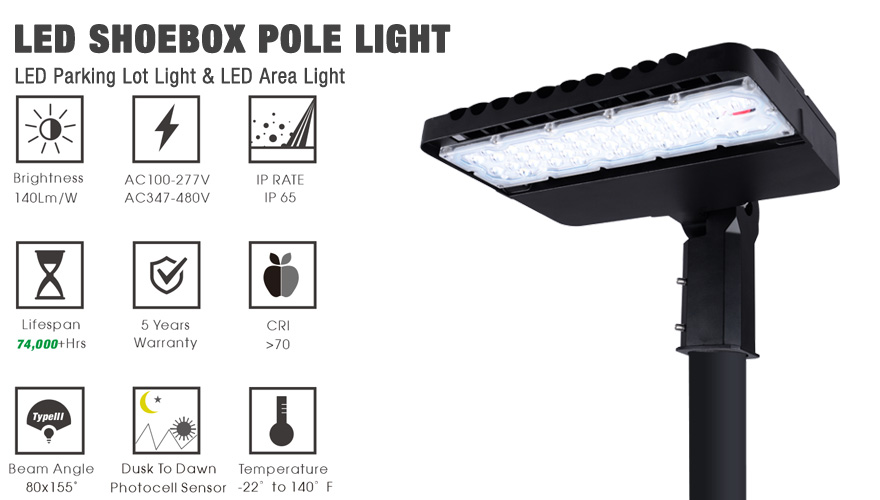 LED Shoebox Light Fixtures 100w 150w 300w.jpg