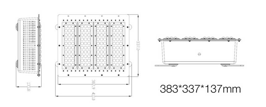 200W LED Canopy Light size.jpg