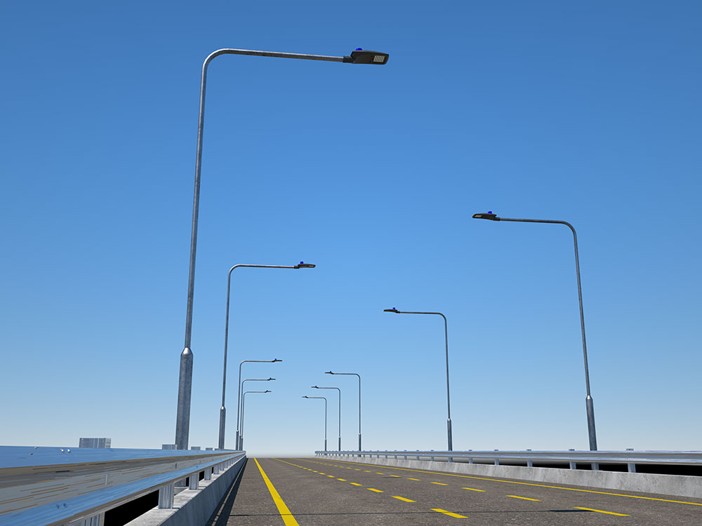 mars series new product led street light