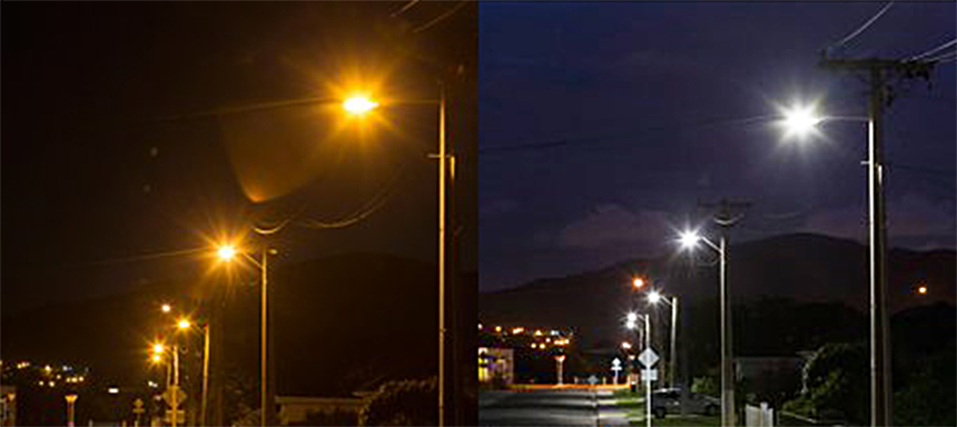 How to Choose Right Color Temperature For LED Street Light