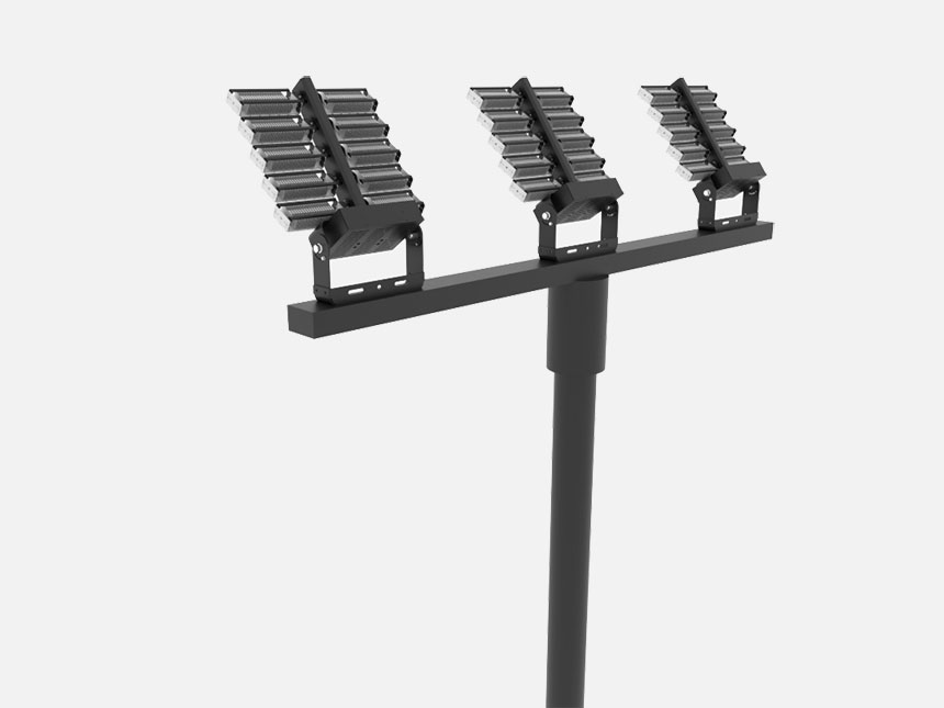 960W adjustable 360 degree module led high mast stadium light