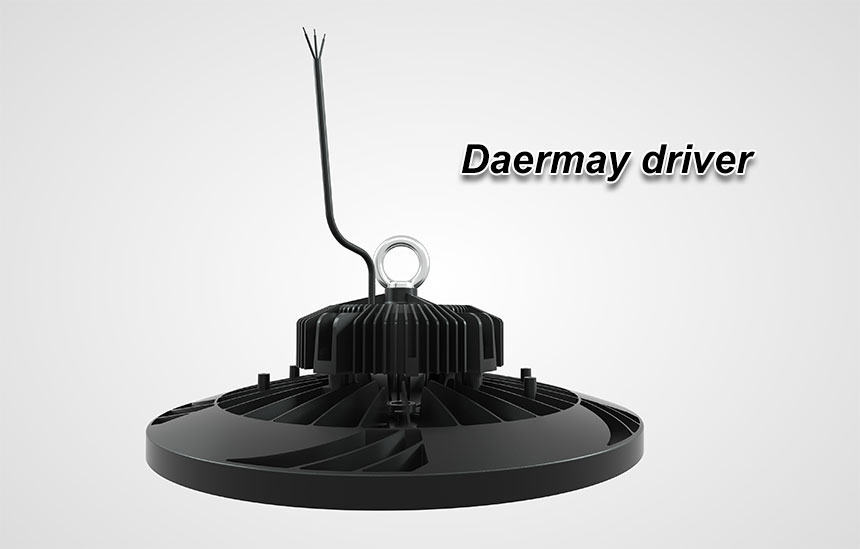 200w 130lm/w daermay driver ce rohs ufo led high bay light show