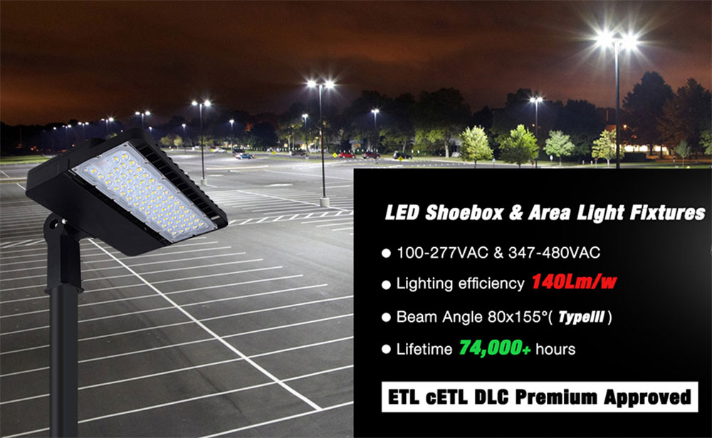 led shoebox light introduction and application