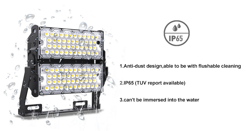 200w 32000 lumens led flood light with waterproof ip65