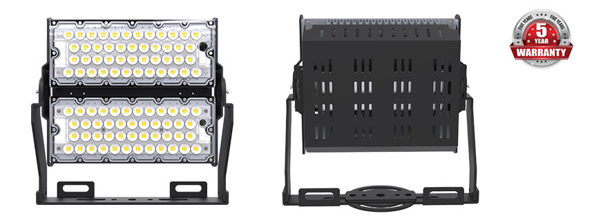 200W LED High Mast Lights show