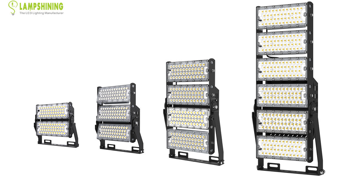 200w-960w led high mast lights