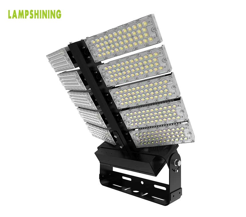 1200w airport led high mast light
