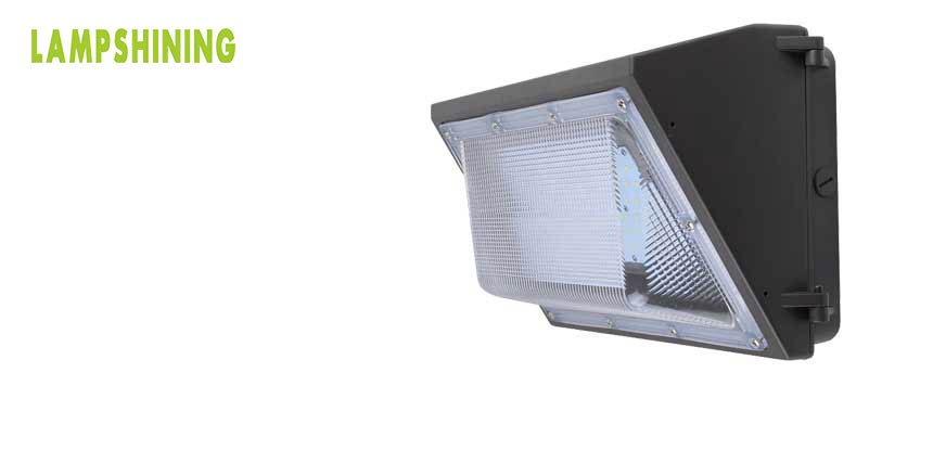 40W Semi cut-off LED wall pack lights
