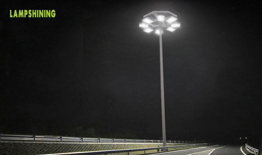 led high mast lights manufacturer