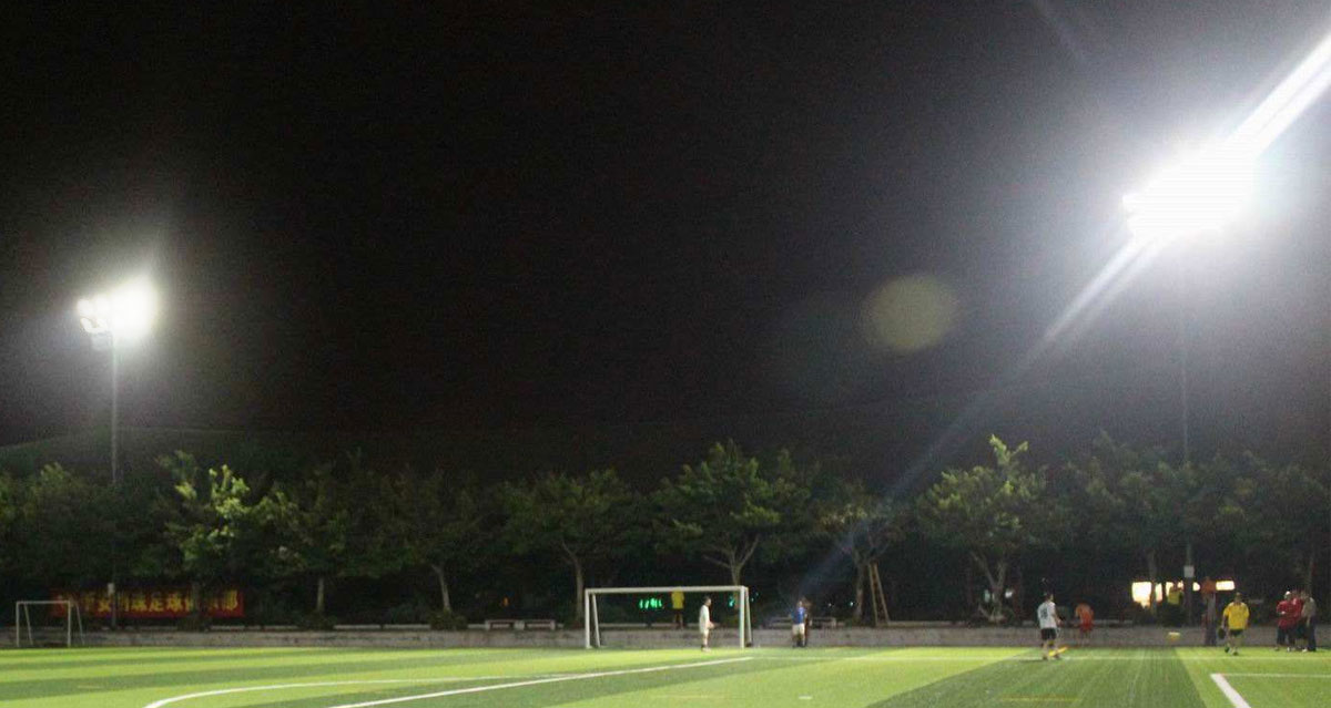 football field led flood lighting