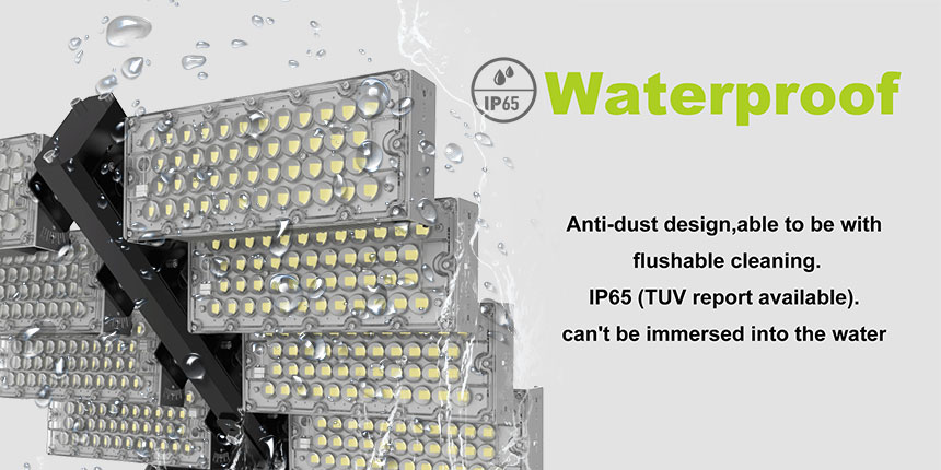 960W 100-277VAC LED Stadium High Pole Lights Fixture fixtures waterproof ip65