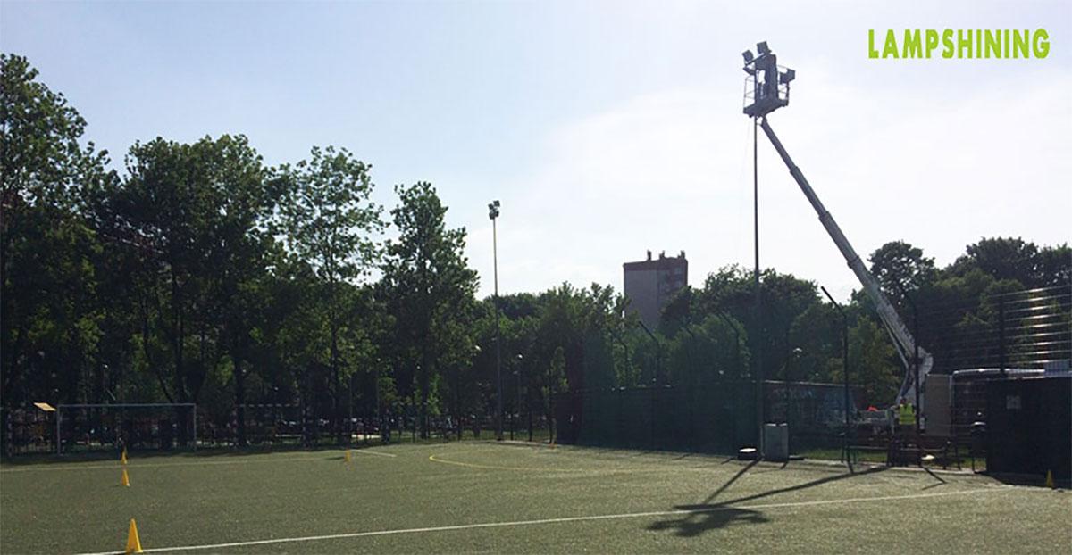 led soccer field sport lighting