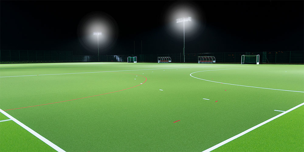 What Are The Requirements For Hockey Stadium Lighting Design