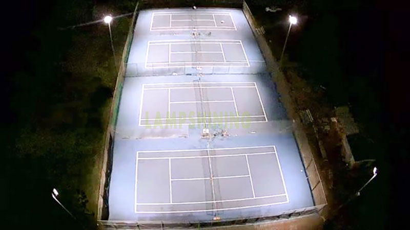 1000w led high mast light for Australian tennis courts