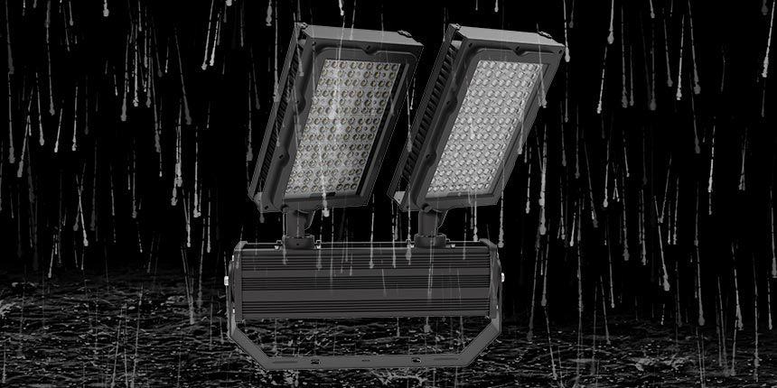 600w led stadium lights fixture Waterproof and lightning proof design