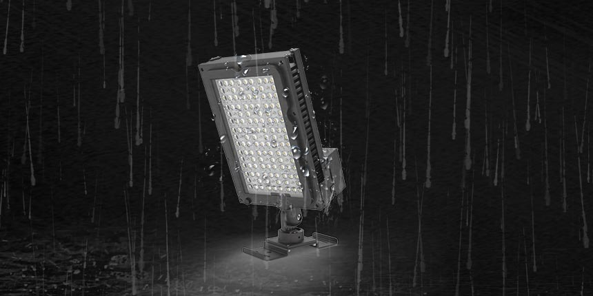 300w sport field led area flood light Waterproof and lightning proof design