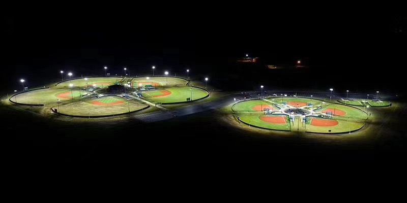 baseball park led lighting