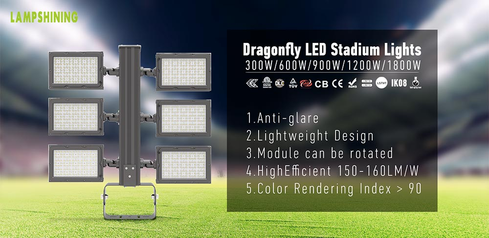 football pitch led light