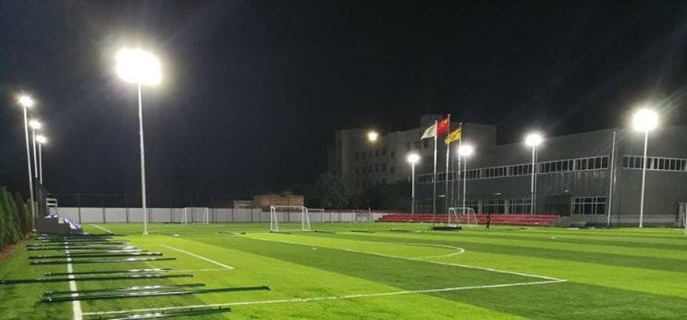 football pitch led lighting design 2