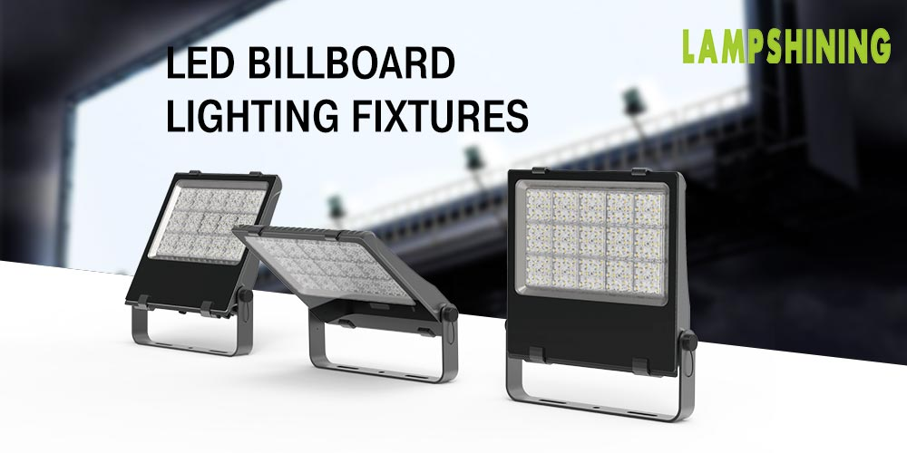 outdoor billboard led lighting fixtures
