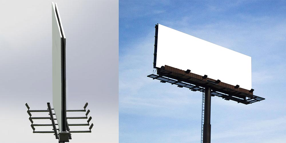 billboard led lighting