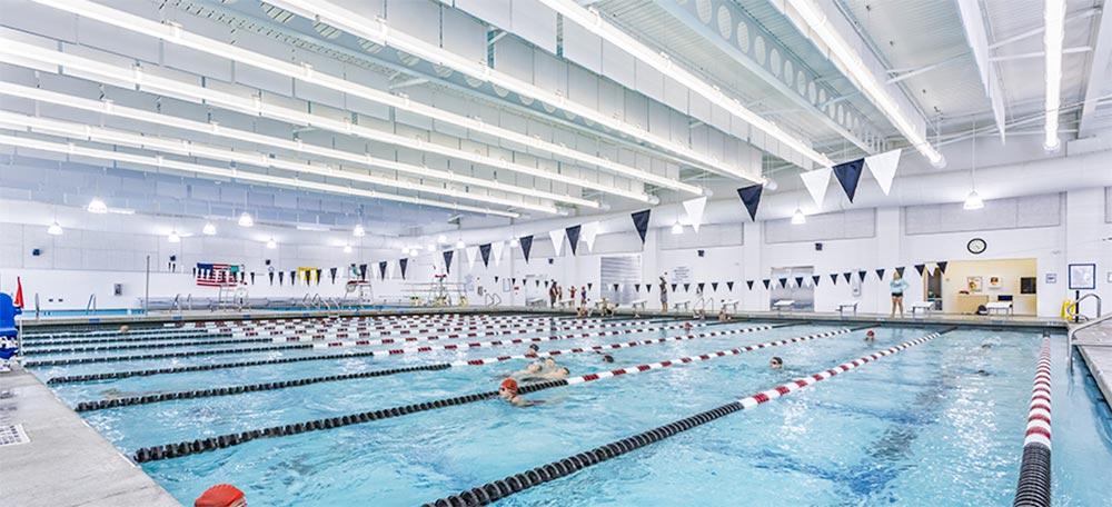 2020 Led Natatorium Lighting Swimming Pool Light For