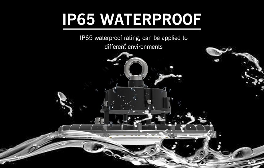 100w rgo ufo led high bay light waterproof ip65