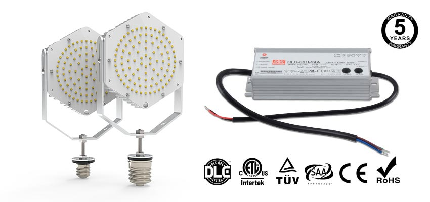 60w led  Retrofit kits