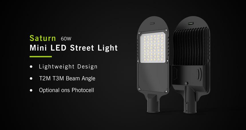 60w saturn led street light