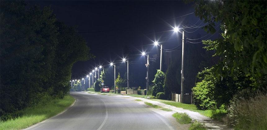 street led lighting application
