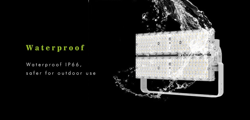 waterproof ip66 400w led high pole light