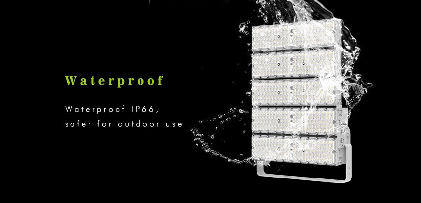 waterproof ip66 1000w Large Area Lighting