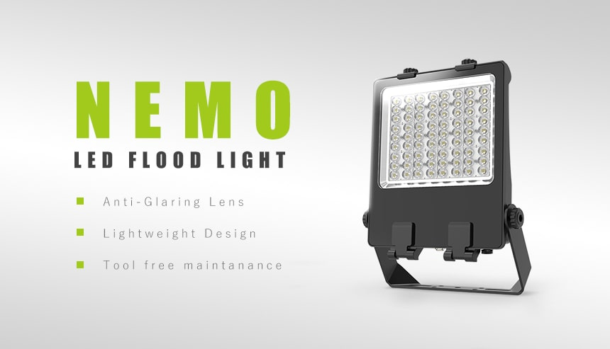 1nemo 150w led flood light