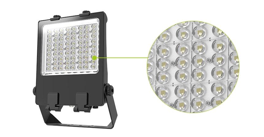 100w nemo led flood light uses pholips 5050 light
