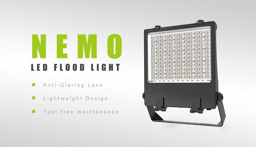 nemo 300w led flood light