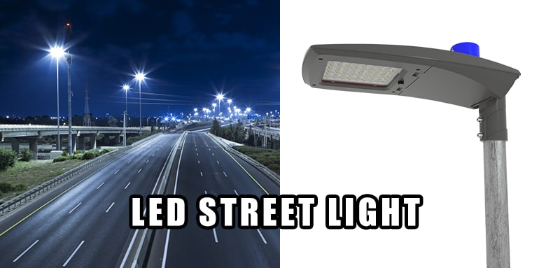 mars led street lights