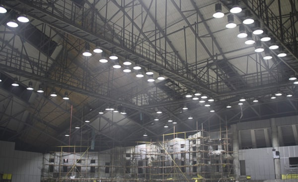 300w led high bay light fixtures for gymnasium lighting