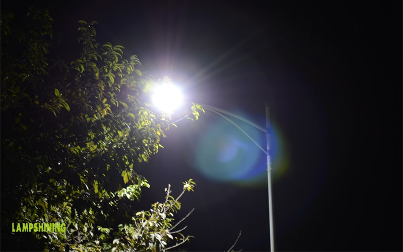 Mars 60w LED Street lights for Mexico Industrial Road
