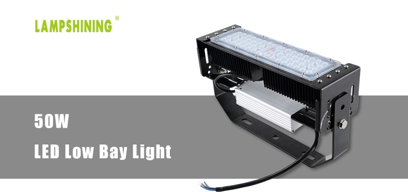 50w led low bay light