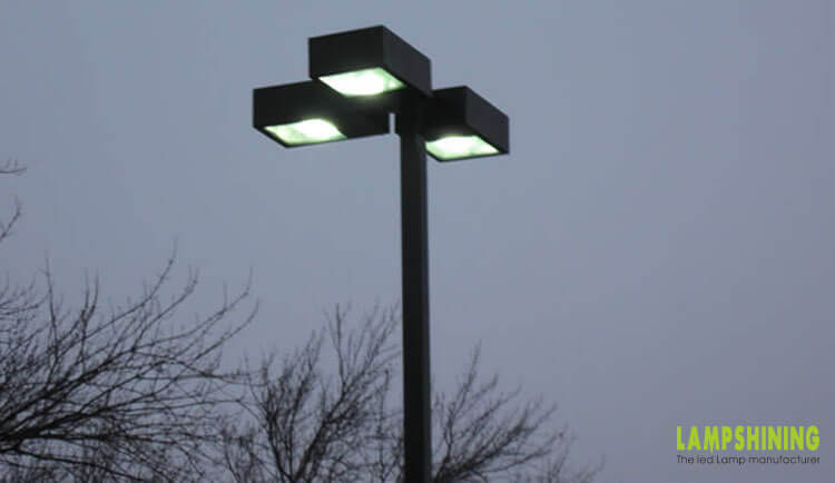 E40 30W LED Corn Bulbs used Shoebox Fixtures for United States Street Lighting