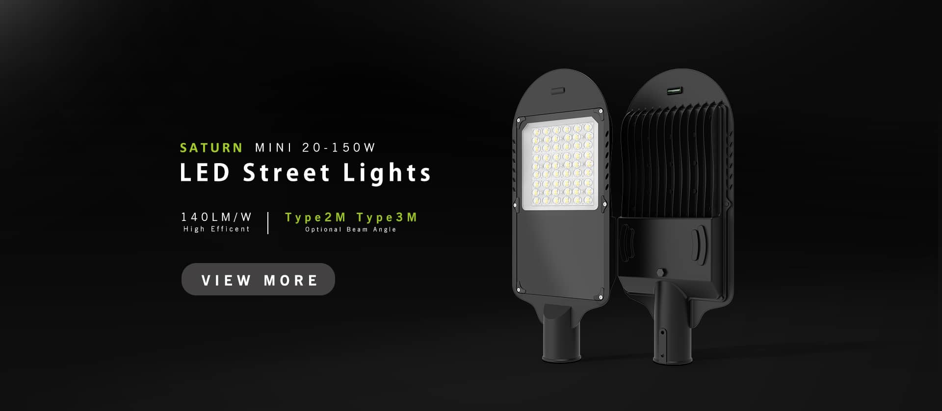 led street light head