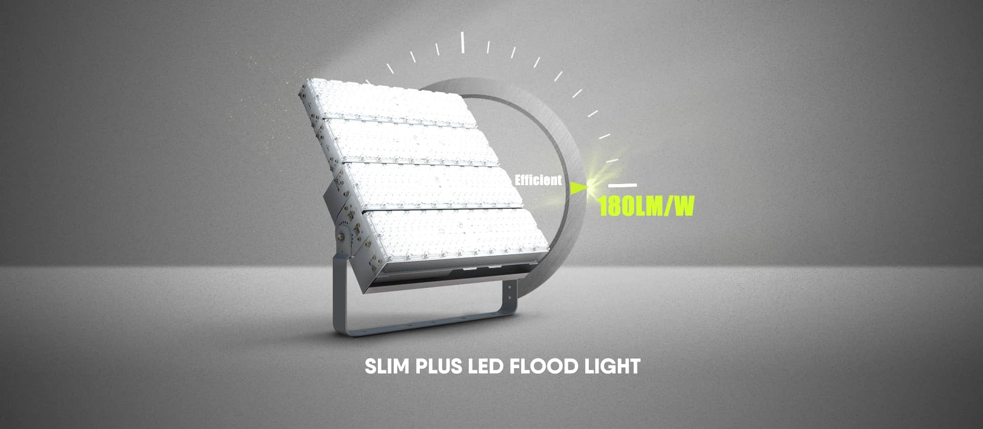 led large area light