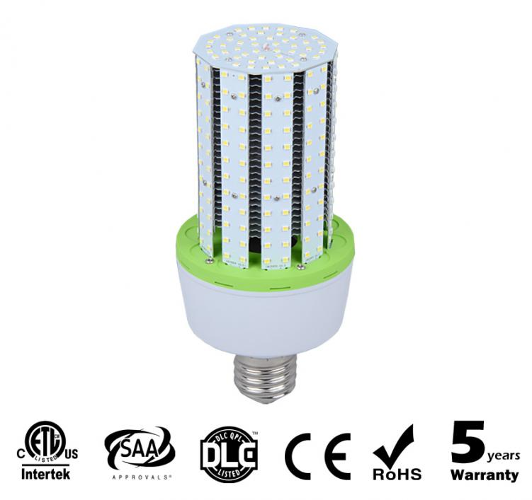 40W LED Corn Bulbs 5200Lm Equal 150W HID